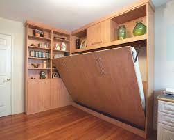 Bedroom Bedroom Furniture Murphy Wall And Dark Brown Wooden Hidden