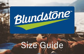 Blundstone Size Guide Normal Half Wide Fits Ardmoor