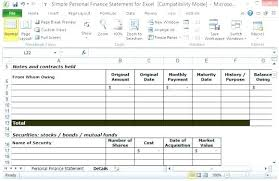 financial management excel personal financial planning excel template india personal finance