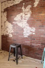 faux brick panels distressed faux brick panels faux brick panels for our home