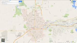 where is washington washington maps mapsofnet washington state Gonzaga Map Spokane spokane washington map spokane usa map gonzaga campus map spokane