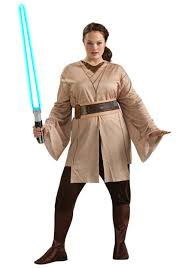 women s plus size star wars jedi costume