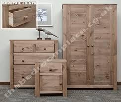 hacienda pine bedroom furniture