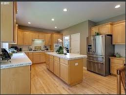 light maple light maple syrup light maple cabinets with black countertops