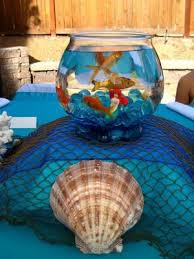 Fish Bowl Party Decorations