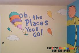 dr seuss nursery oh the places dr seuss baby bedding oh the places youll go