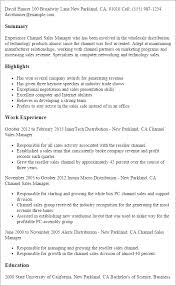 Sales Manager CV example free CV template sales management jobs sales cv  marketing I Was Your