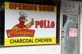 chicken restaurant names. Modren Chicken The Sign For Chingon Pollo In Buckingam  Inside Chicken Restaurant Names E