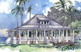 Tidewater Low Country House Plans   Sunset House PlansSearch