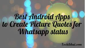 Best Quote Maker App Cool Top 48 Quote Maker Apps For Android To Create Picture Quotes