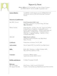 Waitress Resume Example Inspiration Resume Waitress Skills Waitress Resume Samples Free For No