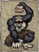 Image result for monkey stomp
