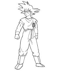 Goku Design Artstation Goku Design Fares Meziani