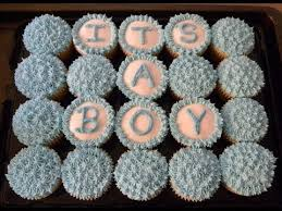 Cupcakes Cakes For Baby Shower  Party XYZPull Apart Baby Shower Cupcakes