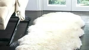 4x6 sheepskin rug sheepskin rug genuine sheepskin rug tips curtains faux cleaning rugs and for sheepskin