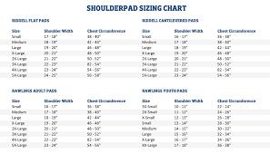 58 Abundant Youth Football Jersey Size Chart