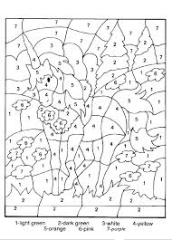 5th Grade Coloring Sheets Math Pages Free Coloring Source