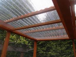 corrugated plastic roofing intended for clear esgntv com idea 4