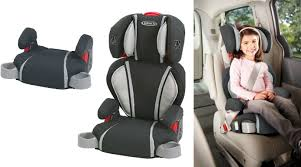 has this graco highback turbobooster booster car seat in glacier on for just 29 regular 48 04