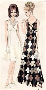 Vogue Dress Patterns Inspiration 48s ELEGANT Evening Gown Cocktail Party Dress Pattern VOGUE 48