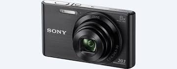 sony camera cybershot black. images of w830 compact camera with 8x optical zoom sony cybershot black a