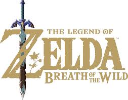 Image - The Legend of Zelda Breath of the Wild logo.png | Zeldapedia ...