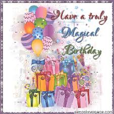 Have A Magical Birthday My Sweet Shirin 3 Friendship Foto
