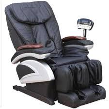 office recliner chair. Black Full Body Shiatsu Massage Recliner Chair Office