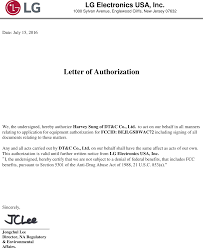 Best Letter Of Authorization Letter Images Resume Samples