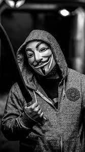 Hacker Face Wallpapers - Wallpaper Cave
