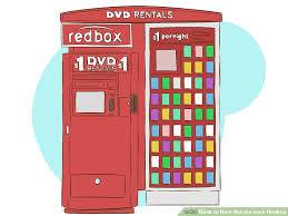 How Much Does A Redbox Vending Machine Cost Best 48 Ways To Rent Movies From Redbox WikiHow