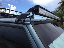 how to install led light bar on roof wiring diagram 50 inch led light bar wire routing jeep cherokee forumi didn u0027t do any drilling