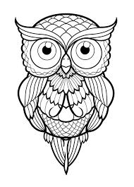 Tattoo Hibou Dessin Recherche Google Owl Pinterest Hibou