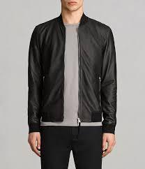 mower leather er jacket