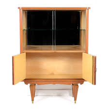 Mid-Century Modern Bar Cabinet from Paris Circa 1950 For Sale at ...