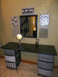makeup vanity table ideas ultimate home walmart set canada