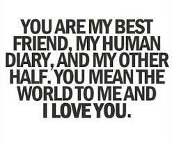 Best Friend Love Quotes Magnificent Love Quotes For Ur Best Friend Hover Me