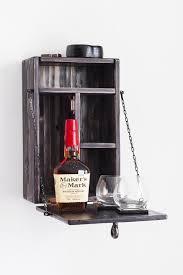wall mount bar murphy bar liquor