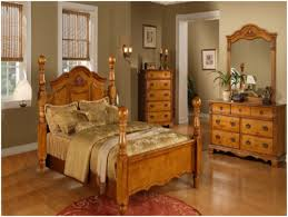 Pine Log Bedroom Furniture Bedroom Bed With Railing Headboard Rustic Natural Cedar