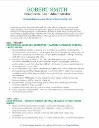 Loan Administrator Resume Samples Qwikresume