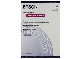 <b>Epson Photo Quality Ink</b> Jet Paper, A3, 102 г/м2, 100 листов ...