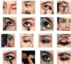 tips for smokey eyes makeup make up lesson step by