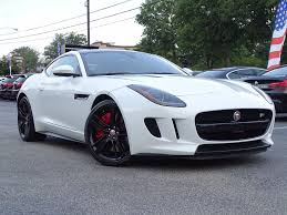 2015 Used Jaguar F-TYPE 2dr Coupe V8 R at ALM Roswell, GA, IID ...