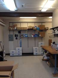 storage office space. This Space Was Occupied By Another Company Before HMC Took Over. Instead Of Using It For Storage -- Bay To Become Office O