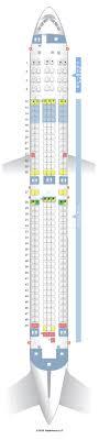 Air Canada Plane Seating Chart Seatguru Seat Map Air Canada Boeing 767 300er 763 Rouge V2