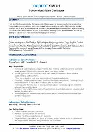 contractor resume sales contractor resume samples qwikresume
