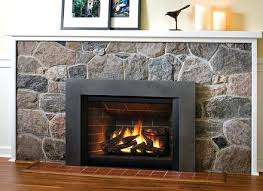 convert gas fireplace to wood burning convert gas