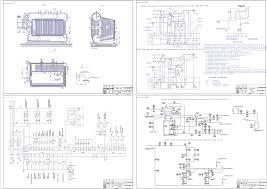Учебные проекты котельных котельные агрегаты курсовые и  Дипломный проект Автоматическое регулирование температурного режима парового котла ДЕ10 14 ГМ