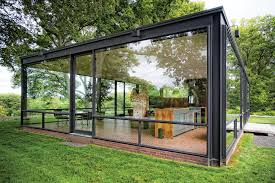 Philip Johnson's Glass House, New Canaan - Ink Publications