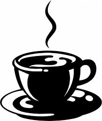 coffee cup vector black and white. Modren Vector Cup Of Coffee Free Vector 60521KB In Coffee Vector Black And White